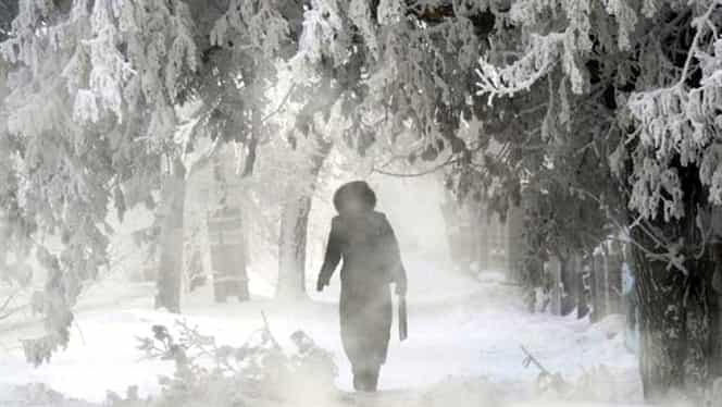 Meteorologii anunță cod galben de fenomene severe