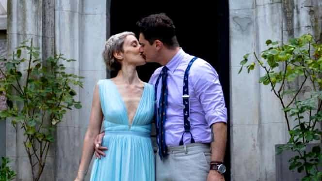 Emilian Oprea, interpretul lui Leo în serialul Vlad, s-a însurat cu iubita lui, Ana Maria – FOTO