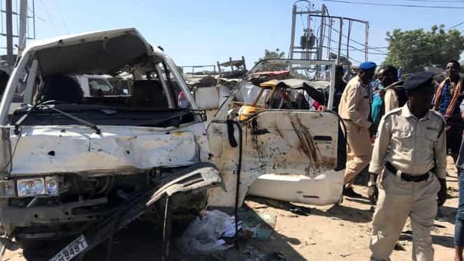 Atac-capcană în Somalia. Circa 73 de oameni au murit. Atacul nu a fost revendicat