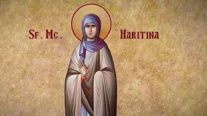 Calendar ortodox 5 octombrie 2019: Sunt pomeniți Sfânta Haritina și Sfinții Daniil și Misail de la Mănăstirea Turnu