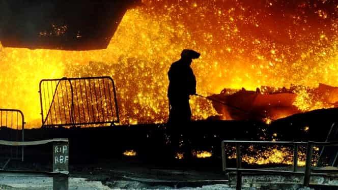 Român acoperit de oțel topit, în Italia! Este cel mai grav accident din industria italiană!