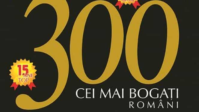 TOP 300 Capital: frații Pavăl-Dedeman îl atacă serios pe Ion Ţiriac. O singură femeie în top 10!