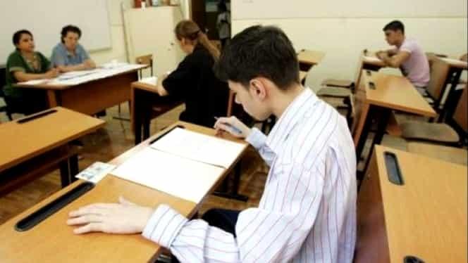 Evaluarea Națională 2018, proba la matematică are loc azi