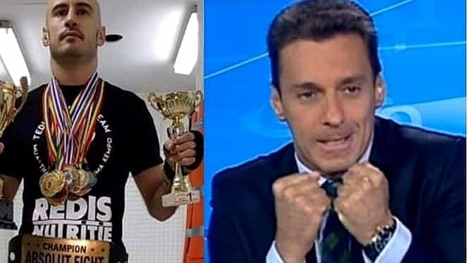 """Ce se întâmplă cu motociclistul Tedi Emi, după ce l-a făcut KO pe Mircea Badea: """"Am report!"""""""