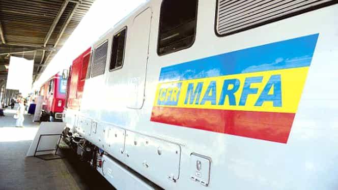 CFR Marfă, pierderi de 132 de milioane în acest an. Măsura luată: se măresc salariile!