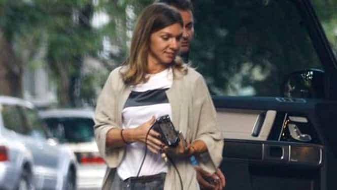 Simona Halep, cu iubitul în vacanță! Primele imagini din Santorini