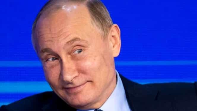 Vladimir Putin a primit mașina mult așteptată! Cum arată mașina prezidențială!
