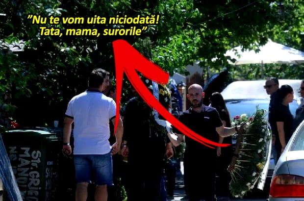 Nelu Ploieșteanu își îngroapă fiul. Mesaj sfâșietor pe coroana adusă de artist!