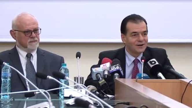 """Ludovic Orban a participat la numirea secretarului de stat în Cercetare, Dragoș Ciuparu: """"Putem accesa 6 miliarde de euro"""""""