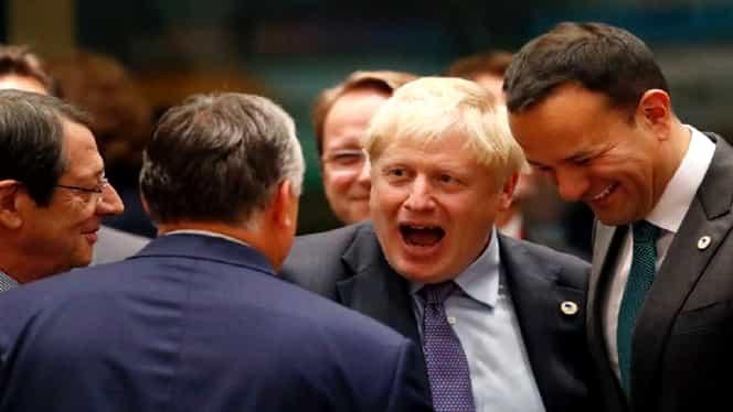 Boris Johnson nu renunță la ideea unui Brexit rapid și dureros. Premierul Marii Britanii cere alegeri anticipate