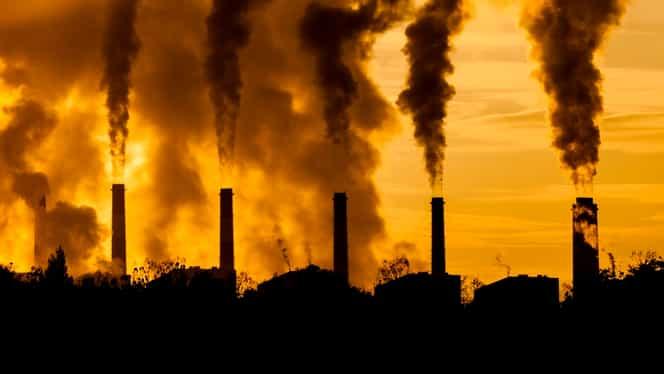 Alarmant! Nivelul de dioxid de carbon din atmosferă a ajuns la un nivel istoric
