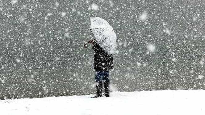 Se întoarce iarna. Anunțul de ultimă oră al meteorologilor