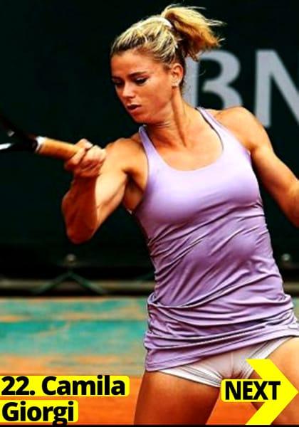 TOP 25 – Cele mai sexy tenismene din lume în 2018 | Surpriză colosală! Pe ce loc au votat-o americanii pe Simona Halep
