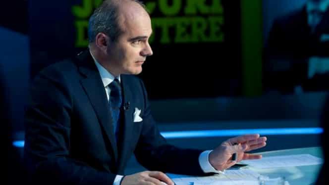 Rareș Bogdan, suspendat de la Realitatea TV!