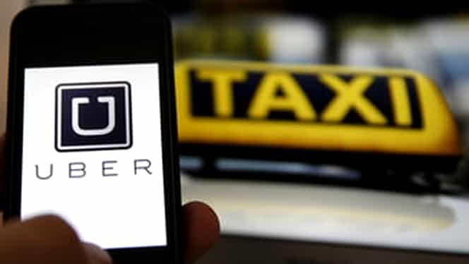 Cât câștigă pe zi un șofer Uber în comparație cu un taximetrist