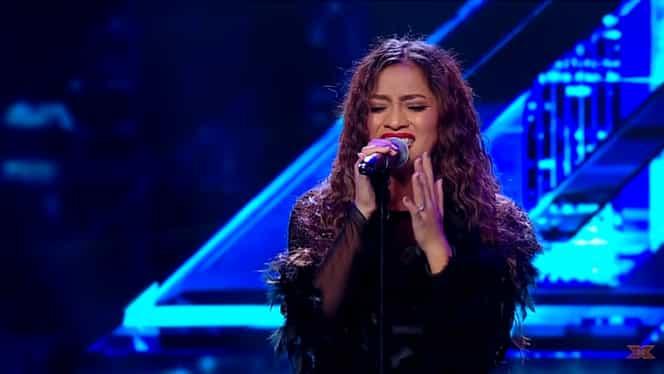 Bella Santiago este caștigătoarea X Factor 2018