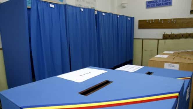 Referendum pentru familie: Secție de votare cu prezență 100%