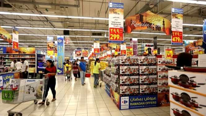 Carrefour plafonează prețurile unor anumite categorii de produse! Măsura este valabilă până pe 19 aprilie. Cum poți comanda online, direct de acasă