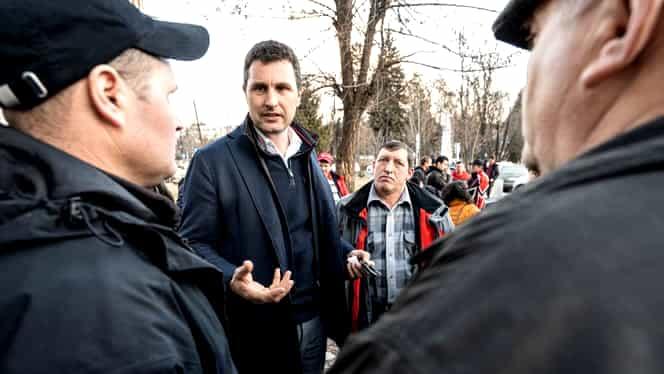 Tanczos Barna a rămas fără carnet, după un nou incident pe drumurile românești. A blocat o coloană MAI