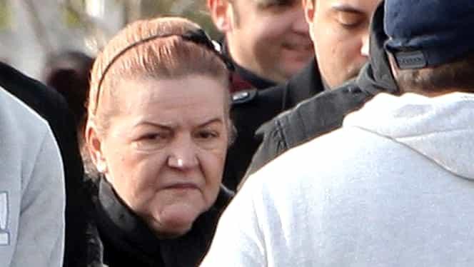 Romulus Petrescu a fost înmormântat azi! Maria Cârneci, răpusă de durere. FOTO