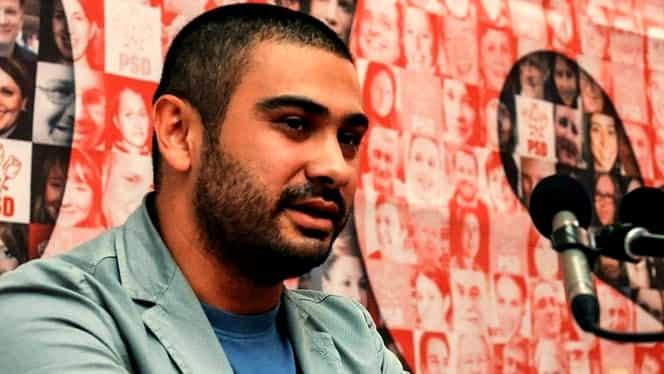 Cine este deputatul PSD agresat în Secția de Poliție 1 din Capitală