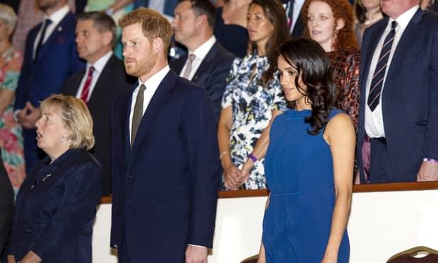 Meghan Markle, însărcinată: Ce loc ocupă copilul Prințului Harry în succesiunea tronului
