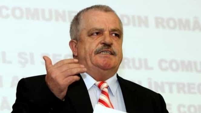 Decebal Traian Remeş a murit. Fostul om politic a fost răpus de o boală cruntă