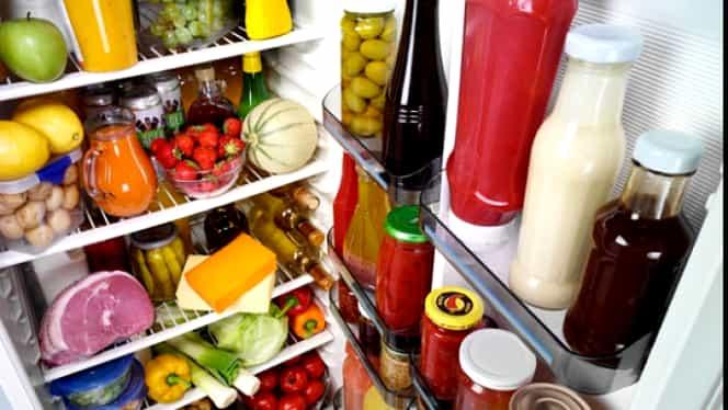 Alimentele toxice pe care și tu le ai în frigider! Milioane de români le consumă