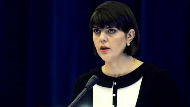 Dezastru pentru Laura Codruța Kovesi! Nu este eligibilă pentru funcția de procuror-șef european