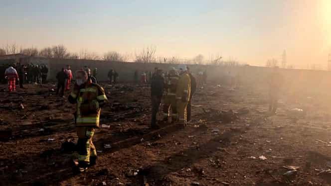 Tragedie în Iran! Un avion cu 176 de persoane la bord s-a prăbușit. Nu există supraviețuitori. Naționalitatea pasagerilor și reacția președintelui Ucrainei – Video