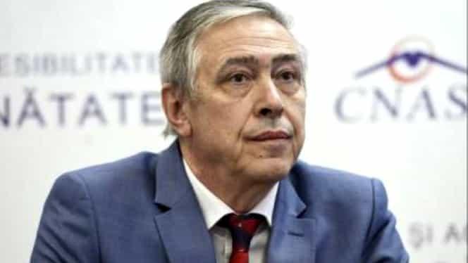 Fostul şef al CNAS, Marian Burcea, a fost arestat preventiv