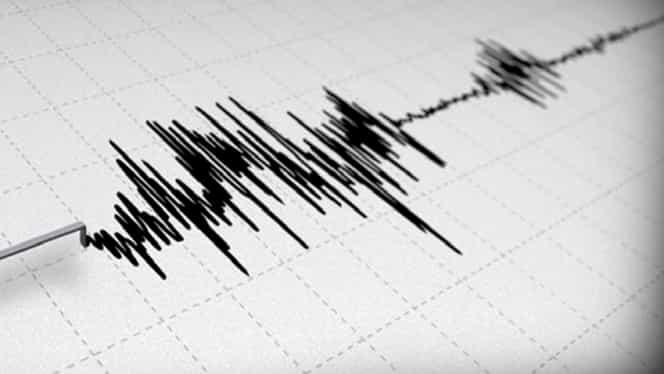 Cutremur de 2,3 grade pe scara Richter în județul Ialomița. Seismul s-a produs la o adâncime mică