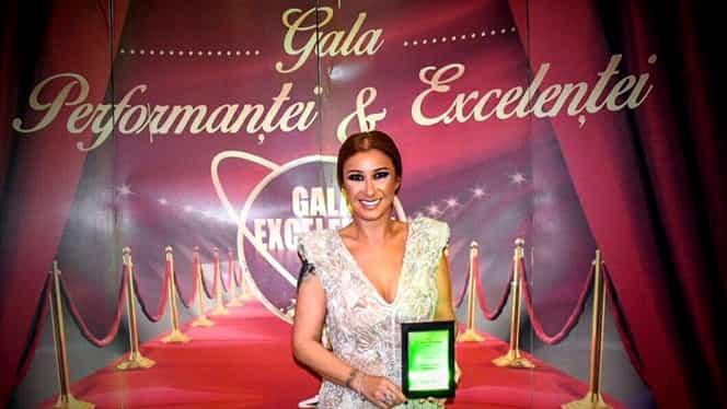 Anamaria Prodan a câștigat premiul de excelență în impresariat și management 2018