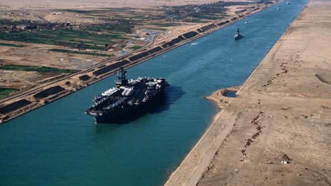 17 noiembrie, semnificaţii istorice! Este inaugurat Canalul Suez