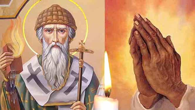 Rugăciunea închinată Sfântul Spiridon. Rostește-o pentru a avea parte de liniște și noroc