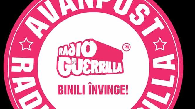 Un nou canal de televiziune în România. Când se lansează Radio Guerrilla TV
