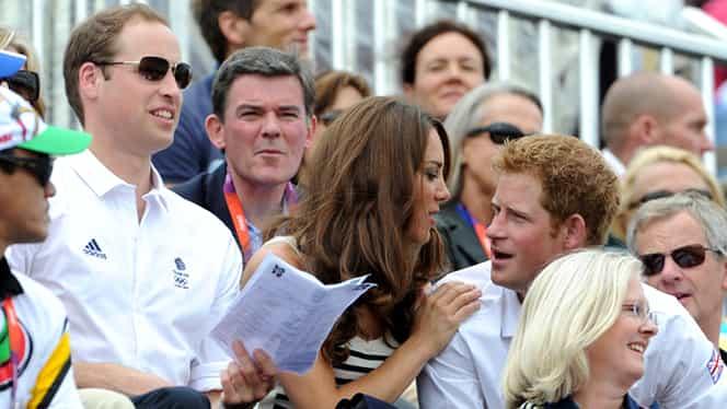 Ce se ascunde în spatele relaţiei perfecte dintre prinţul Harry şi cumnata Kate!