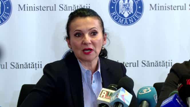 Sorina Pintea, reacție în scandalul șoferilor de ambulanță care furau motorină și întârziau dinadins la intervenții