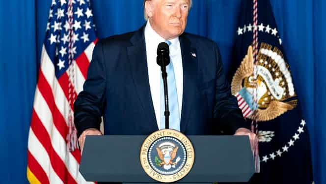 Senatul american va începe în curând audierile pentru suspendarea lui Donald Trump