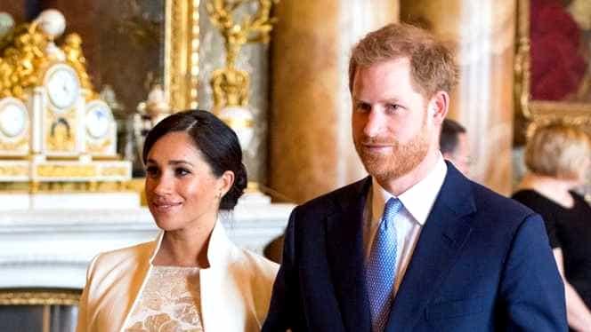 Primele imagini dezvăluite de la nunta prințului Harry cu Meghan Markle