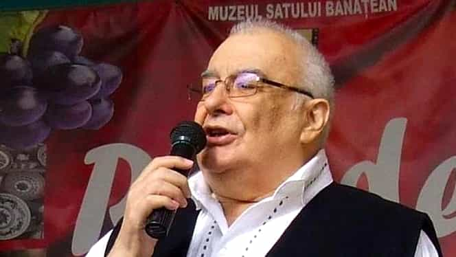 Soția cântărețului Tiberiu Ceia a murit. Cei doi erau căsătoriți de 52 de ani
