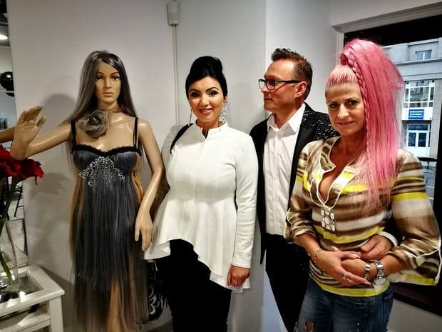 GALERIE FOTO ÎN ORDINE CRONOLOGICĂ - continuați pentru a vedea cum arată astăzi Adriana Bahmuțeanu