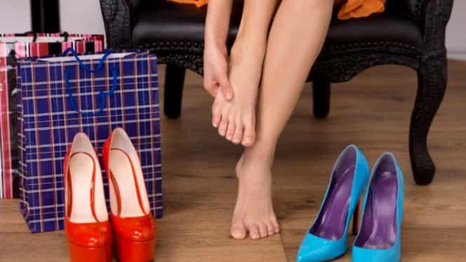 Porţi în fiecare zi aceeşi pereche de pantofi? Nimic mai grav! Cum îţi afectează mersul!