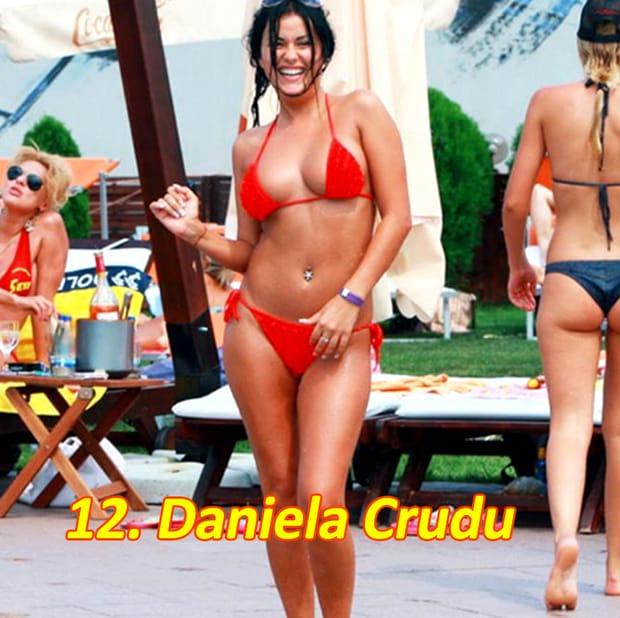 TOP 20 vedete din România care au apărut la plajă în costume de baie minuscule