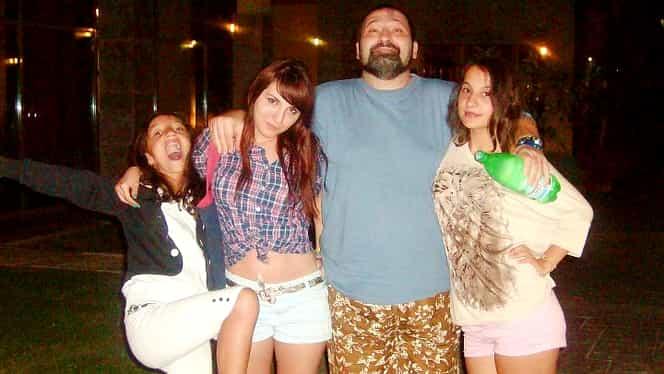 Cum arată fiicele lui Hanibal Dumitrașcu! Ce familie frumoasă avea psihologul!