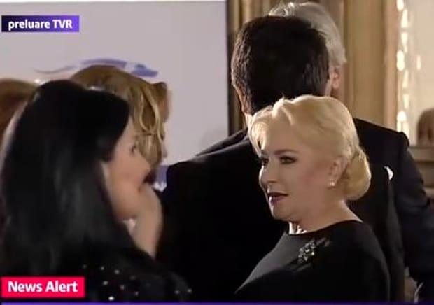 """Cum au venit femeile ministru la Ateneu! """"S-au îmbrăcat ca la nuntă"""""""
