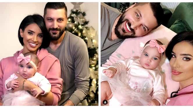 Adelina Pestrițu, în spital de Revelion! Ce s-a întâmplat cu fetița ei și a lui Virgil Șteblea