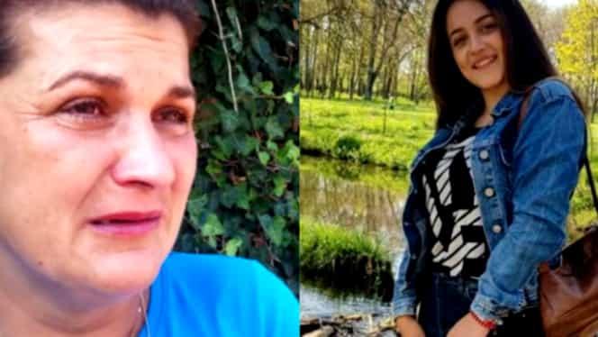 """Mama Luizei Melencu, prima reacție după ce a aflat că fata ar putea fi în viață! """"Noi așa zicem că e Luiza, după canini"""""""
