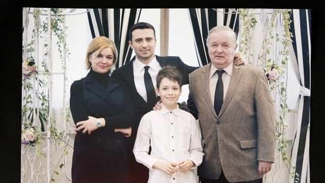 Cine sunt frații Cristinei Țopescu. Cristian Țopescu avea trei copii din trei mariaje