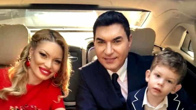 Cine are grijă de fiului lui Cristi Borcea cu Valentina Pelinel, în timp ce părinții pregătesc nunta